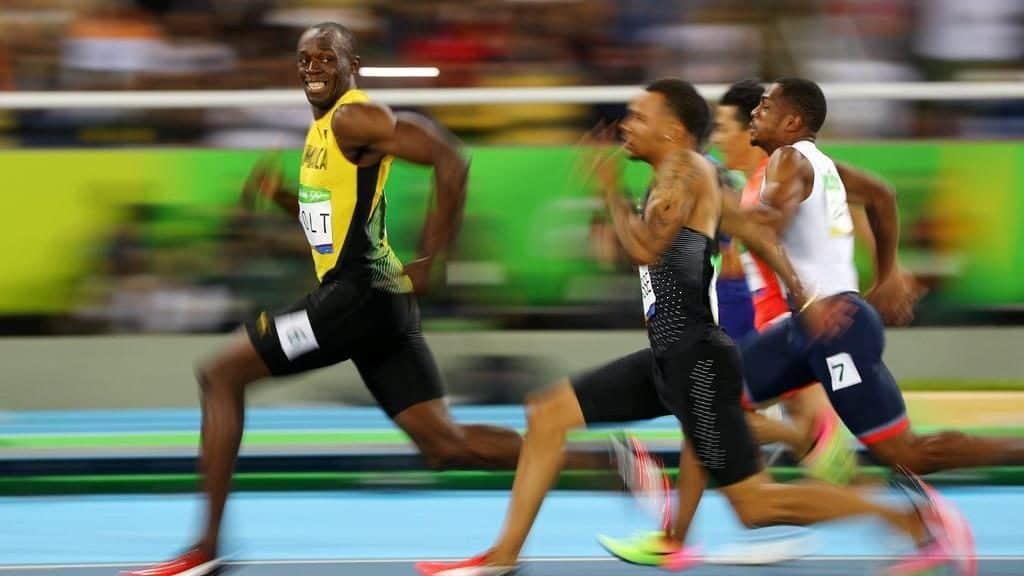 Usain Bolt Facts