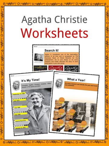 Agatha Christie Worksheets