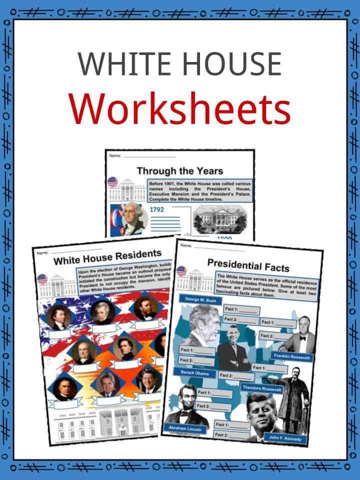 White House Worksheets