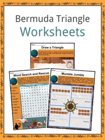 Bermuda Triangle Worksheets