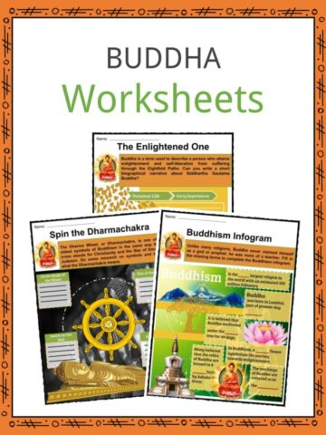 Buddha Worksheets