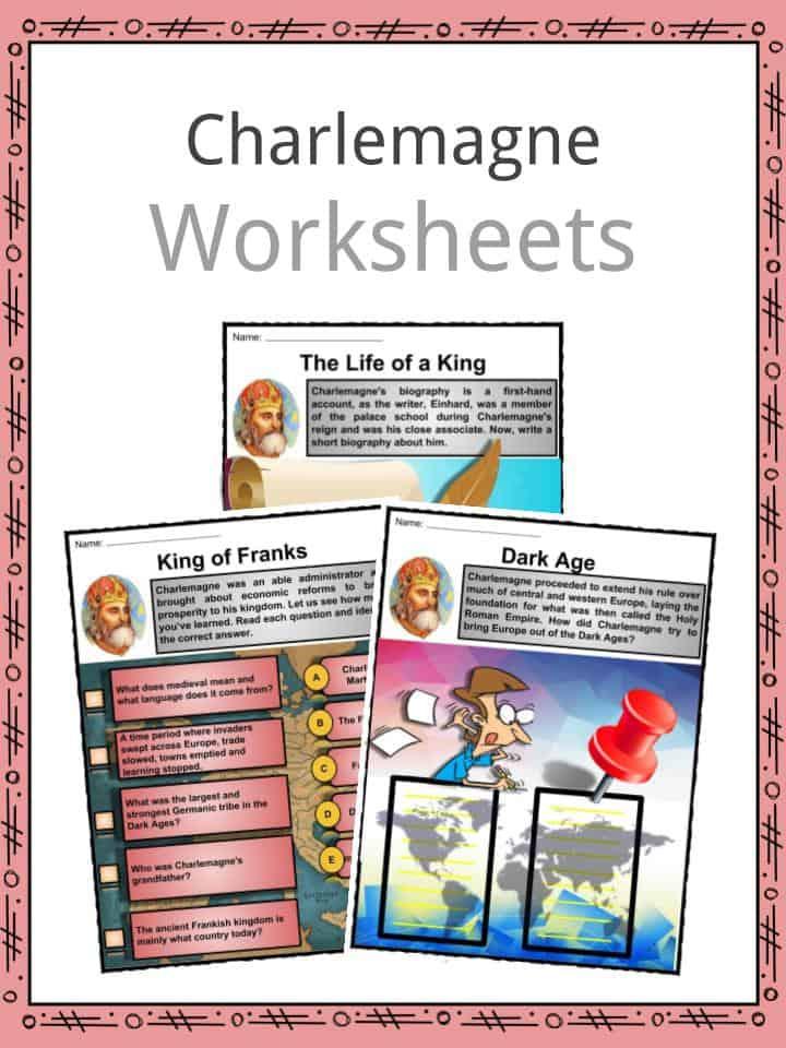 Charlemagne Worksheets