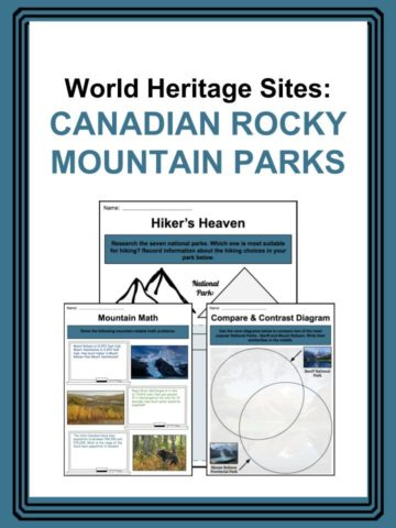 World Heritage Sites - Rocky Mountain Parks
