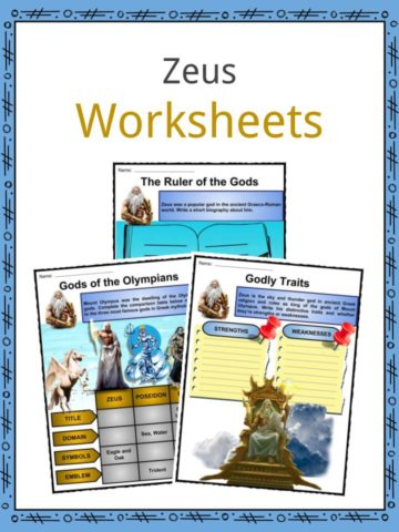 Zeus Worksheets