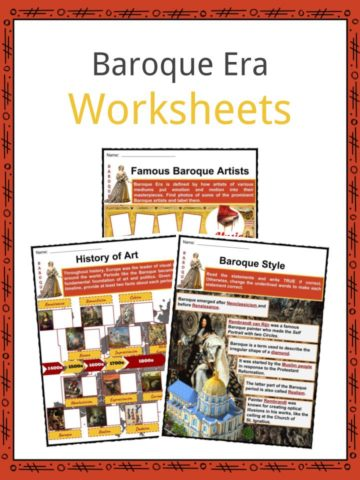 Baroque Era Worksheets