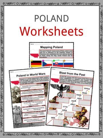 Poland Worksheets