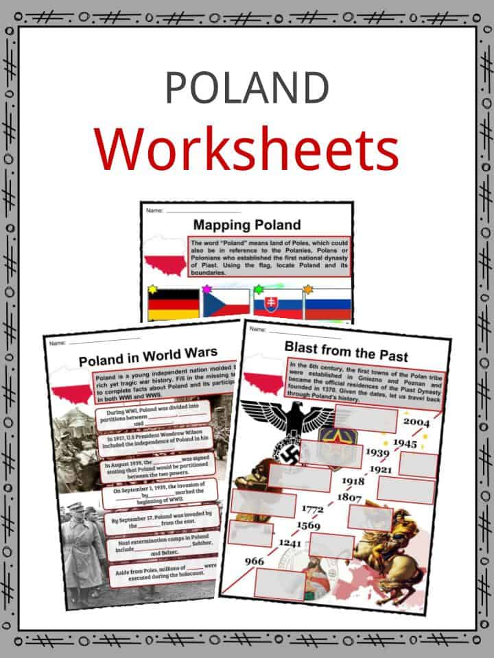 Poland Facts, Worksheets, Geography, People, Society ...