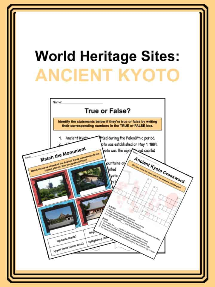 World Heritage Sites - Ancient Kyoto