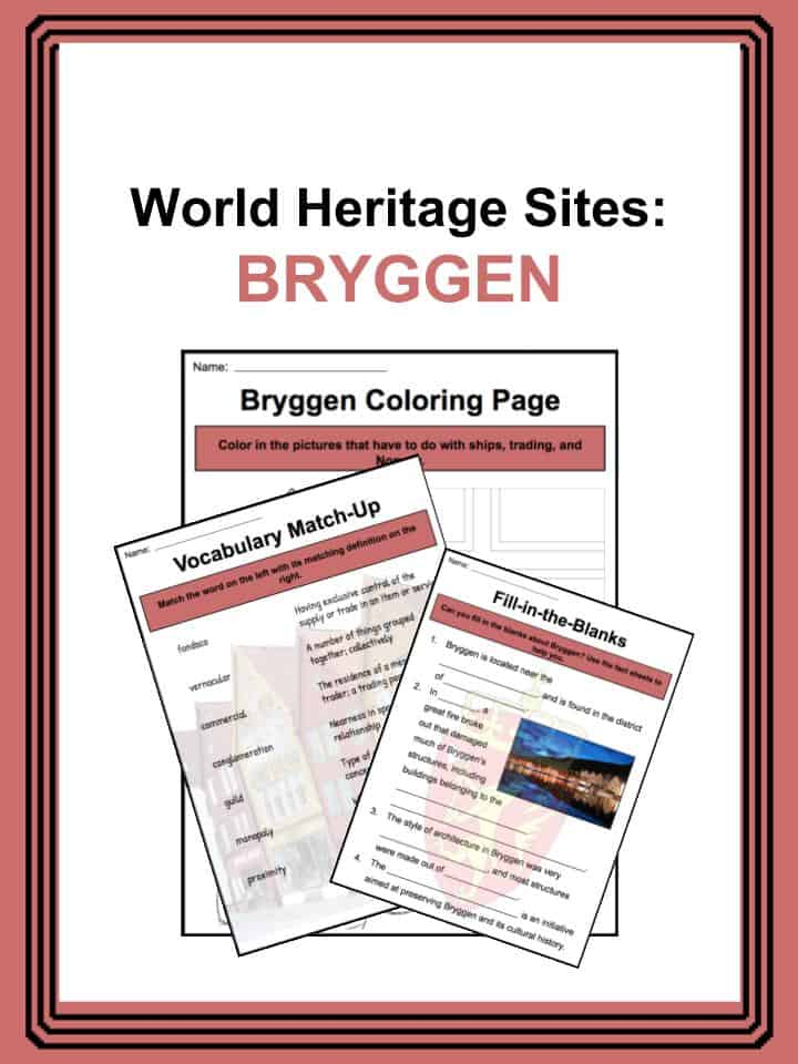 Bryggen Facts Worksheets Location History Architecture For Kids