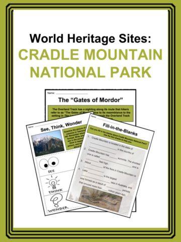 World Heritage Sites - Cradle Mtn