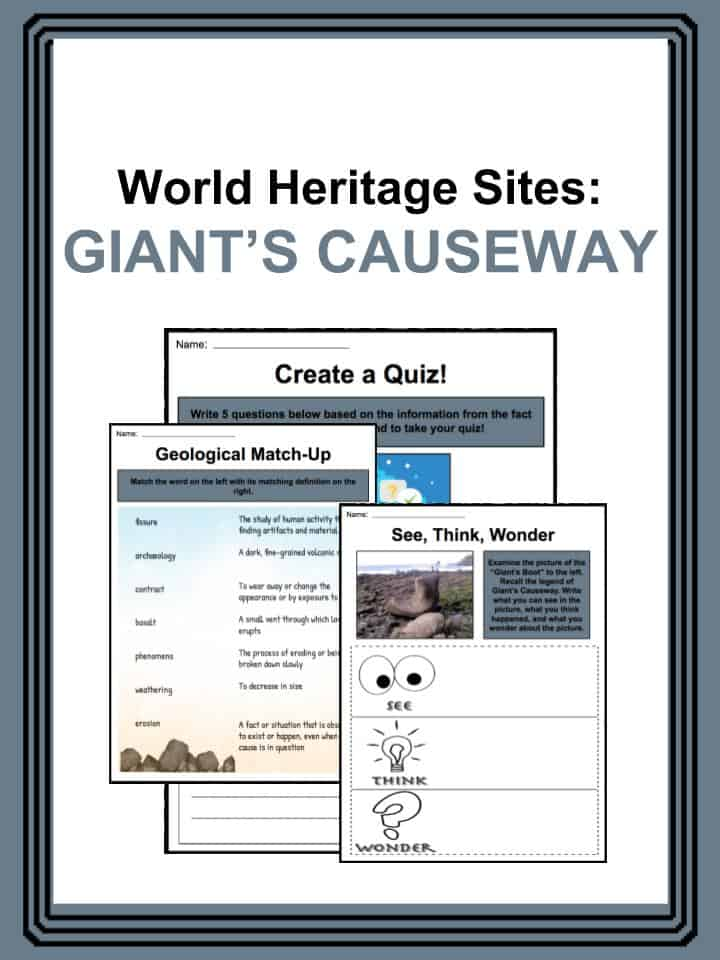 World Heritage Sites - Giant's Causeway