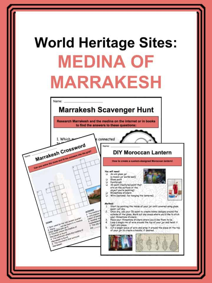 World Heritage Sites - Marrakesh