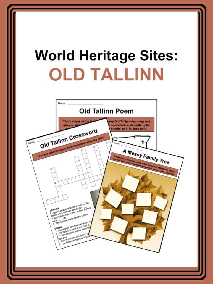 World Heritage Sites - Old Tallinn
