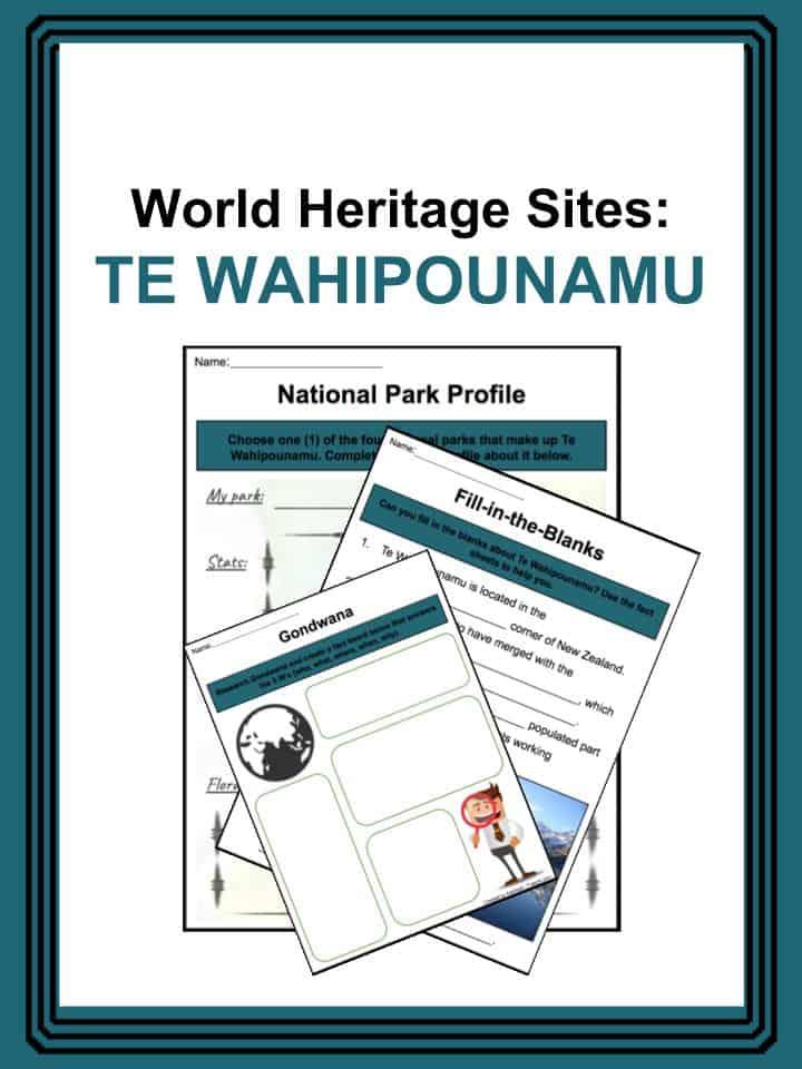 World Heritage Sites - Te Wahipounamu