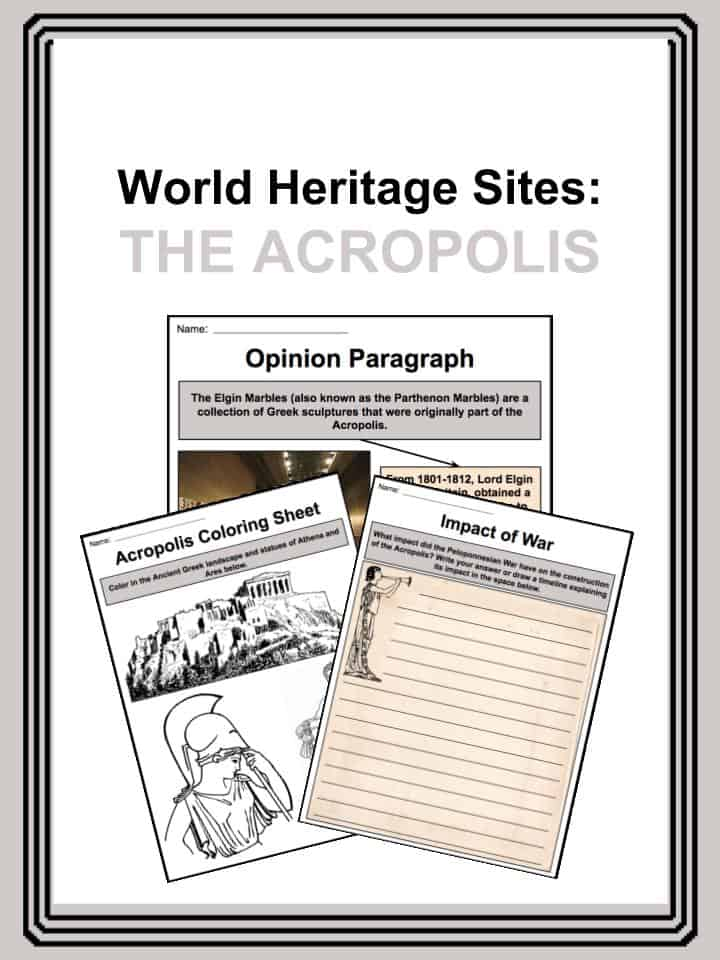 World Heritage Sites - The Acropolis