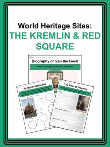 World Heritage Sites - The Kremlin