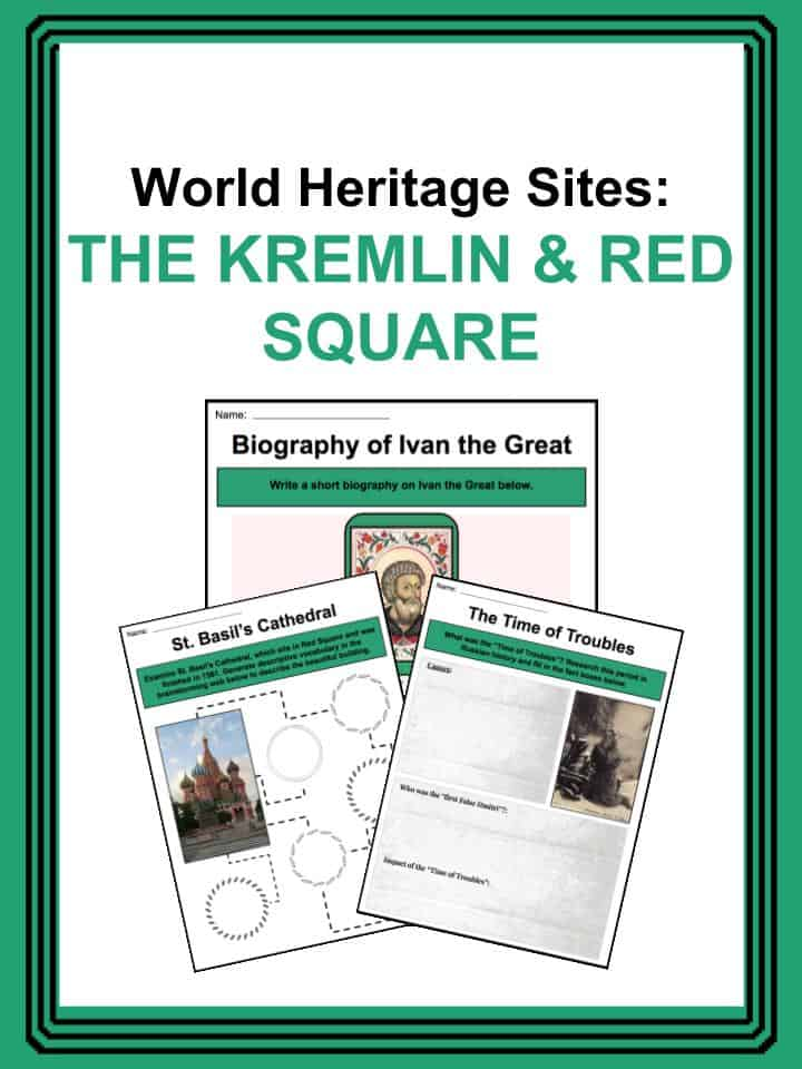 World Heritage Sites - The Kremlin