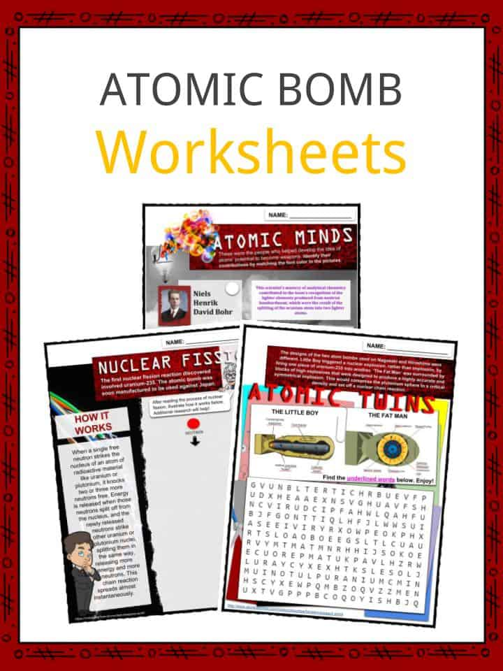 Atomic Bomb Facts, Worksheets, Impact, Outcome & Devastation ...