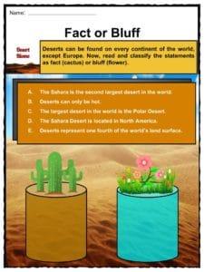 hot desert biome plants