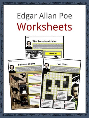 Edgar Allan Poe Worksheets