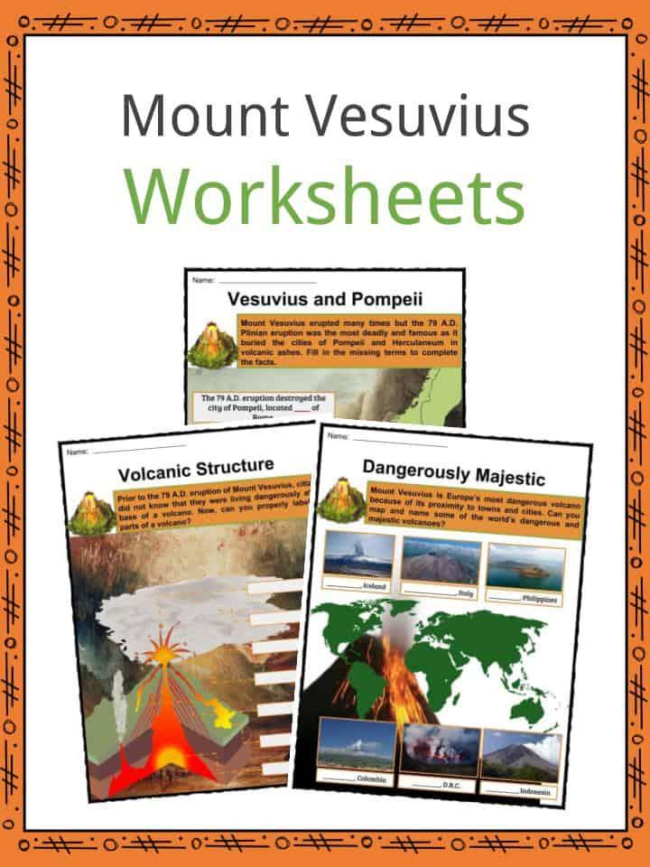download the mount vesuvius facts & worksheets