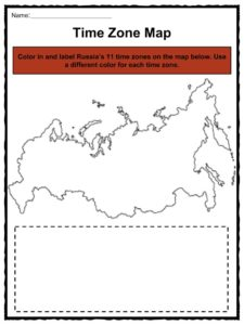 Russia Facts, Worksheets, History, Geography, Culture & Time ...