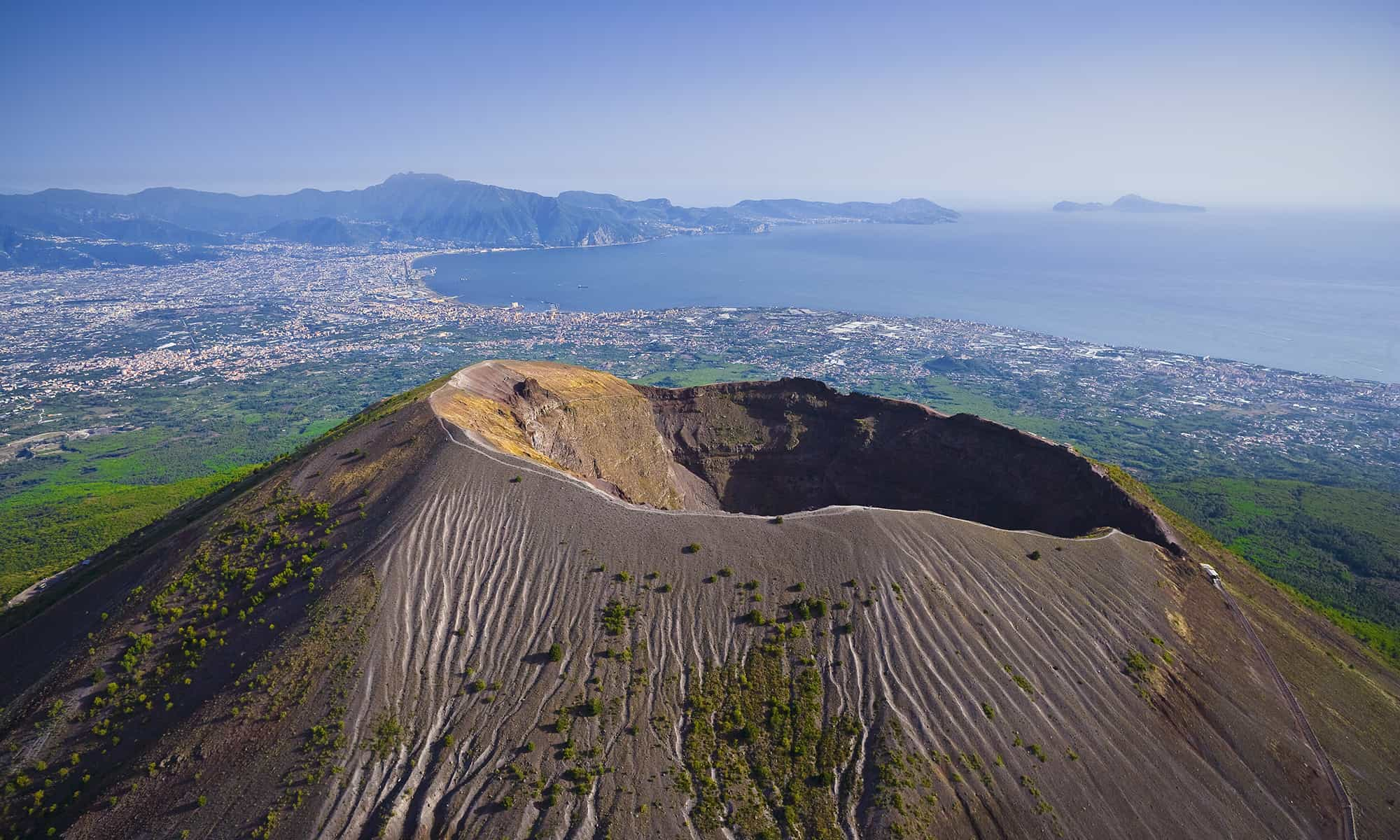 Mount Vesuvius Facts, Worksheets & Geological