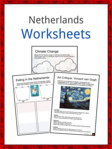 Netherlands Worksheets
