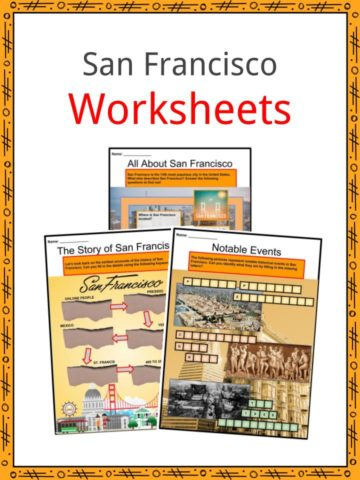 San Francisco Worksheets
