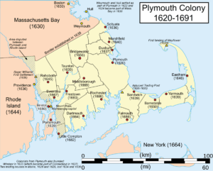 plymouth-colony-facts