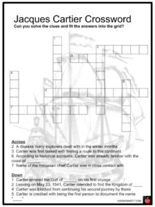 Jacques cartier boat coloring pages ~ Jacques Cartier Facts, Worksheets, Career, Discoveries ...