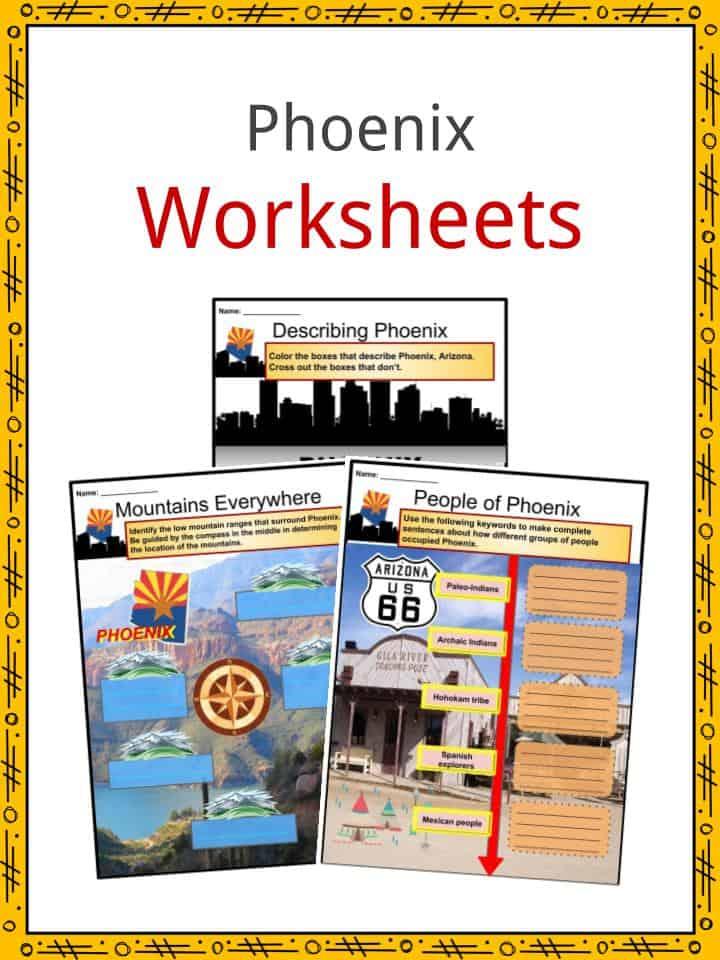 Phoenix Worksheets