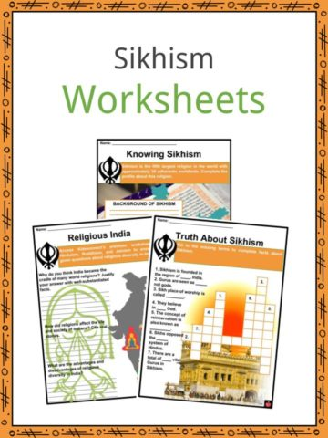 Sikhism Worksheets