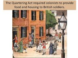 quartering-act-facts