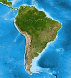south-america-continent-facts