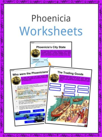 Phoenicia Worksheets