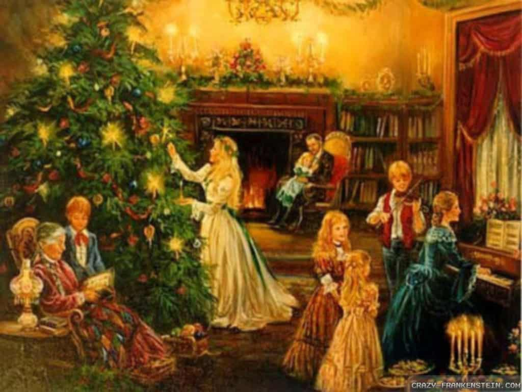 History Of Christmas Facts Worksheets Celebrations Modern Day Kids