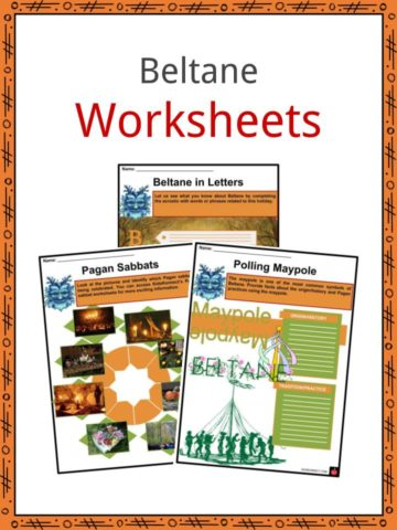 Beltane Worksheets
