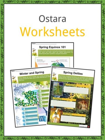 Ostara Worksheets