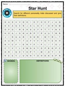 Zodiac Signs Facts, Worksheets, Chinese & Western Signs For Kids