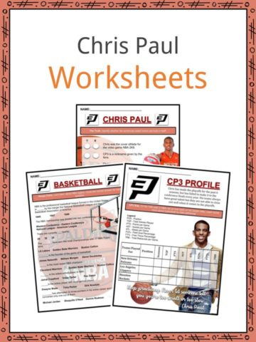 Chris Paul Worksheets