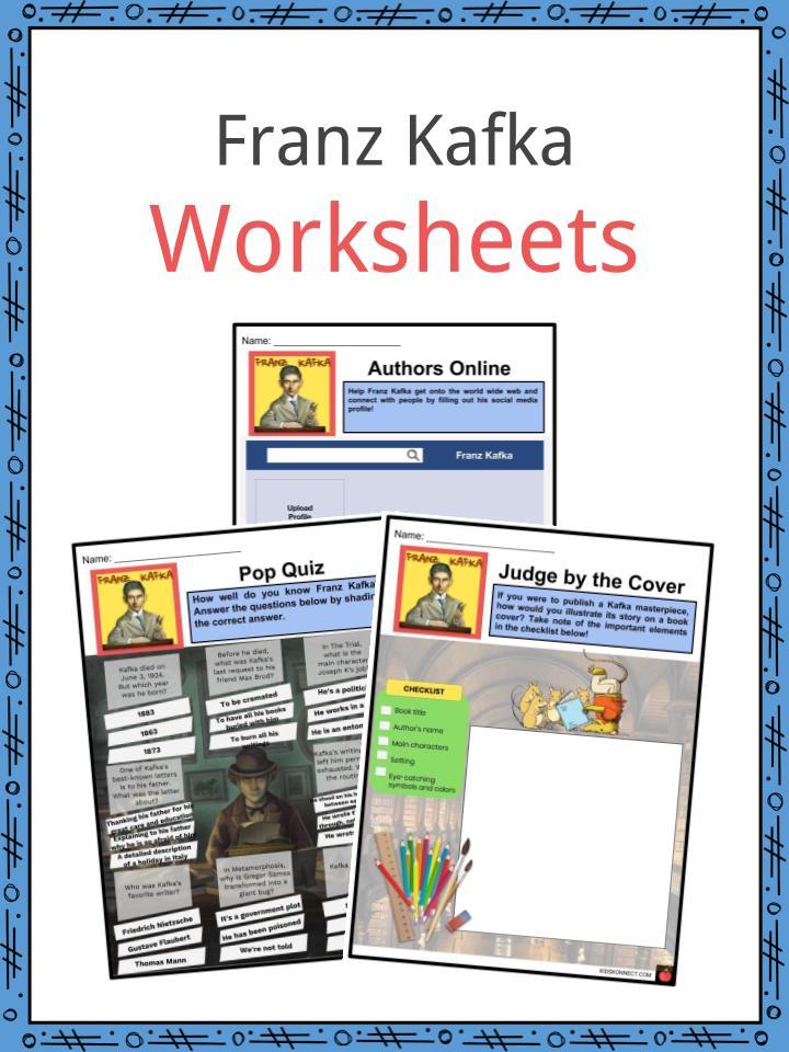 Franz Kafka Worksheets