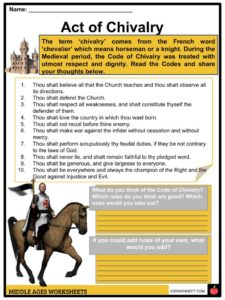 Middle Ages Facts, Worksheets, Events, Culture & Traditions