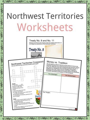 Northwest Territories Worksheets