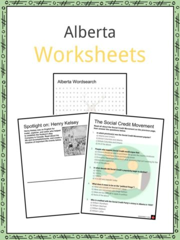 Alberta Worksheets