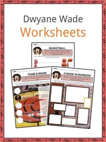 Dwyane Wade Worksheets