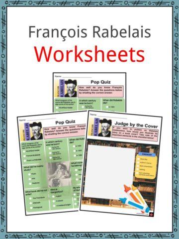 Francois Rabelais Worksheets