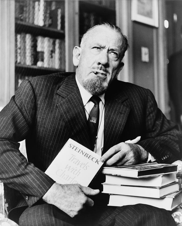 Nobel Prize For Literature John Steinbeck John Steinbeck Facts, ...