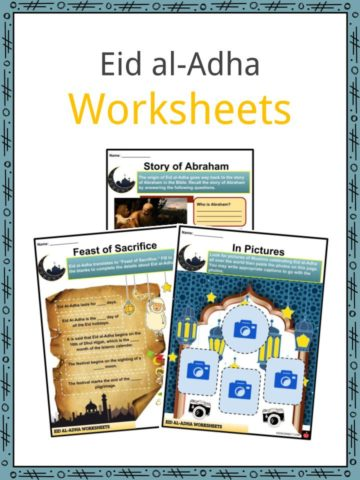 Eid al-Adha Worksheets