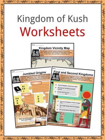 Kingdom of Kush Worksheets